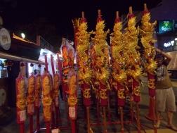 Massive incense sticks